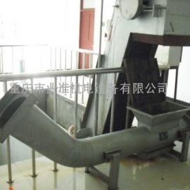 输送机,螺旋输送机,无轴螺旋输送压榨一体机