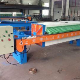 全自动板框压滤机、自动拉板压滤机、上海自动拉板压滤机厂家