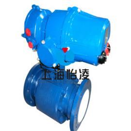 陶瓷调节阀 上海怡凌YL101电动陶瓷调节阀