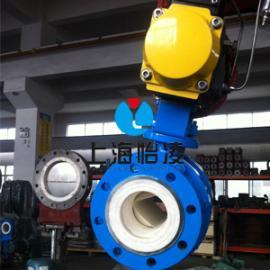 陶瓷调节阀|上海怡凌YL102气动陶瓷调节阀