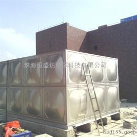 广东焊接式不锈钢水箱