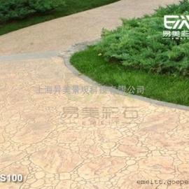 压模路面,彩色水泥压花地坪,印模地面》-《直销