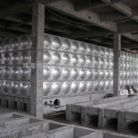中山组合式保温水箱