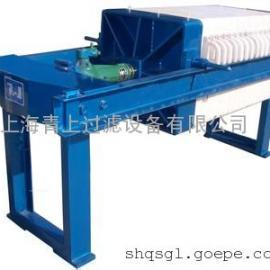 小型手动压滤机、小型板框压滤机、板框式压滤机