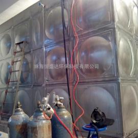 广东组合式不锈钢水箱