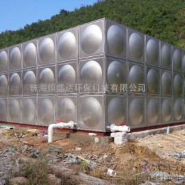 湛江组合式不锈钢保温水箱