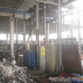 供应不锈钢废料去油污超声波清洗机金属废料滚筒清洗机