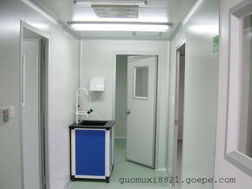 实验室整体设计施工