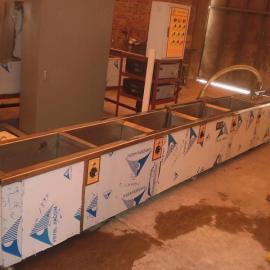 不锈钢精密五金件油污清洗机超声波清洗机生产厂家