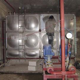 珠海斗门方形保温水箱