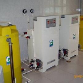 HB-7000二氧化氯发生器安装说明书