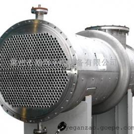 真空干燥设备回收溶剂用冷凝器