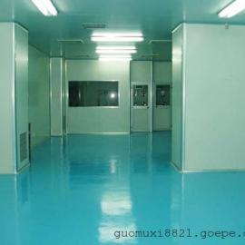 广东净化工程公司,承接百级到十万级净化车间工程