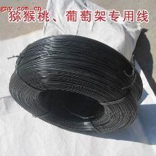 架线专用钢丝  包塑钢丝线 猕猴桃架线