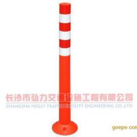 高弹性警示柱,警示桩,高弹塑料警示柱