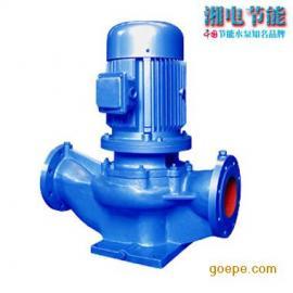 广州旱区水泵ISG型管道泵适用广
