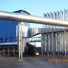 欧泰TFC、GFC、DFC型反吹风布袋除尘器