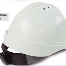 代尔塔ABS安全帽经典M型增强版头盔有帽带工地建筑劳保头部防护