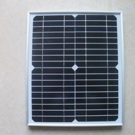 单晶18V10W太阳能板