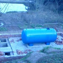 四川成都地埋式微动力污水处理设备