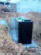 攀枝花太阳能电站一体化污水处理设备