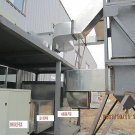 工业专用油烟净化器。热处理油雾净化