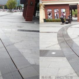 厂家定制不锈钢缝隙线性排水沟