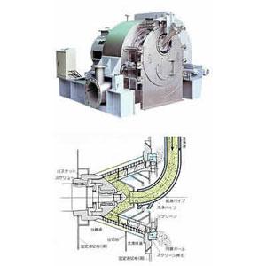 恒瑞制药机械产H520螺旋筛网离心机(连续高效天马技术)