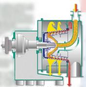 H520螺旋筛网过滤离心机
