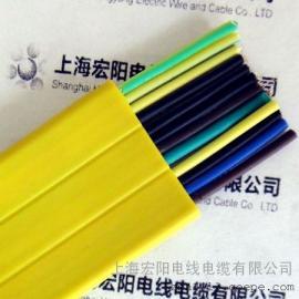 龙门吊电缆:上下移动专用电缆哪里有-上海宏阳厂家