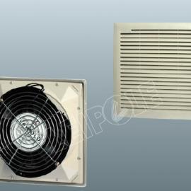 风机过滤网 250*250通风过滤网组 电气柜百叶窗