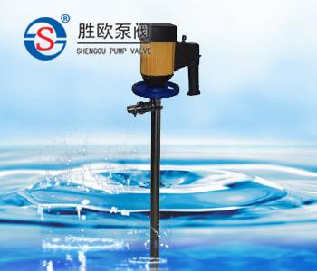 HT系列调速电动插桶泵