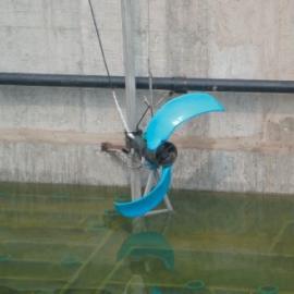 潜水推流器安装