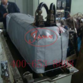 深圳无纺布模具保温套广州高温模具保温衣塑料模具保温衣