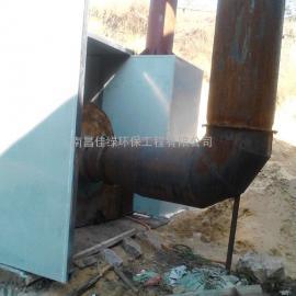 锅炉房噪声治理,引风机噪声治理,锅炉消声器