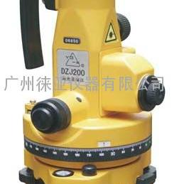 广州苏一光垂准仪 DZJ2激光垂准仪低价销售