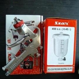 台湾星牌S-710气动喷漆枪 /上壶油漆喷枪S710价格