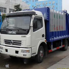 东风多利卡压缩式垃圾车多少钱?