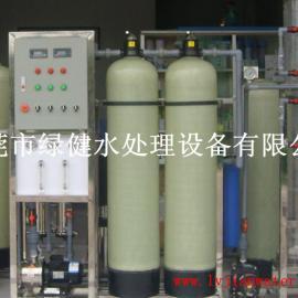 10T/H工业脱除盐水处理设备