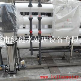 一级反渗透纯净水装置
