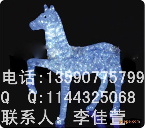 动物造型灯***新款|led羊造型灯|公园广场动物造型