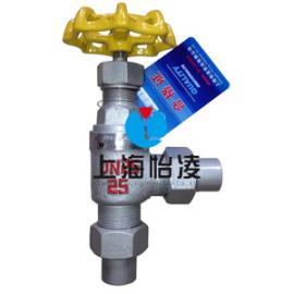 氨用备件|上海怡凌J24B-25C角式氨用截止阀