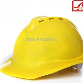 飞迅 豪华高强度ABS透气孔安全帽 工地公司劳保安全帽