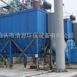 PPC96-8型气箱式脉冲布袋除尘器技术参数