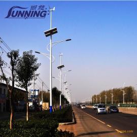 太阳能风光互补路灯,风光互补太阳能路灯