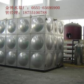 六安不锈钢消防水箱,膨胀水箱,圆柱形水箱,玻璃钢水箱,储水罐