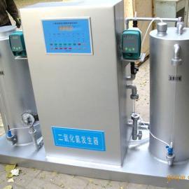 HB-400二氧化氯发生器原理说明