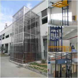 深圳简易升降平台,电动液压升降货梯安全高效