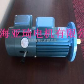 YPEJ-50-4-4 刹车变频正宗变频电磁制动电机
