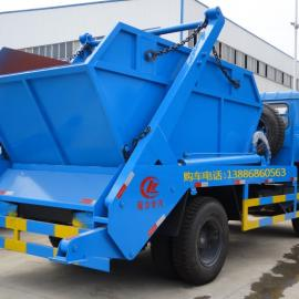 8吨摆臂式垃圾车